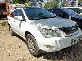 Toyota Harrier Air S 2007 model, 3.5 Litre. Buy and Drive