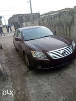 Lagos cleared Toyota Avalon 2008 model