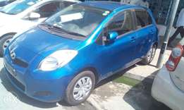 Blue Vitz on sale: we also do Hire purchase