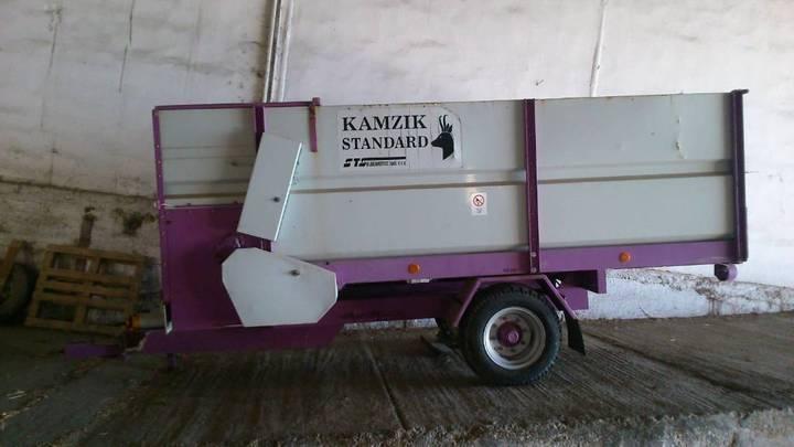 Kamzík Standard - 2006