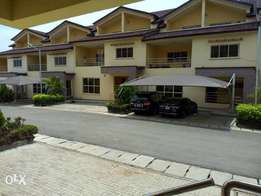 4 bedroom terrace duplex for rent at wuse 2