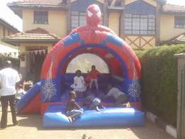 Themed bouncing castle for hire