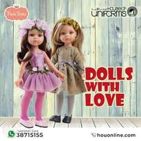 Beautiful Dolls - Paola Reina Dolls - Made in Spain