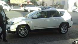 2013 Jeep compass 2.0 Automatic for sale at R190000