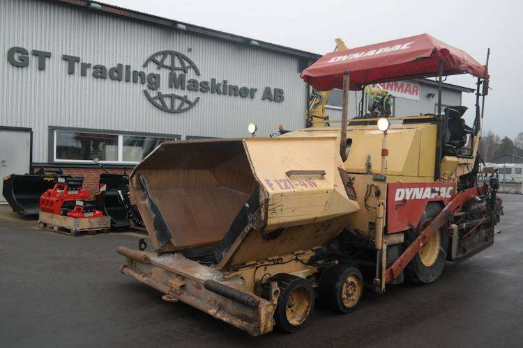 Dynapac F121-4w *export Only* - 2003