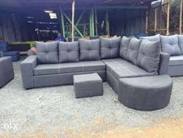 New favourite L sofas, readymade classics*free delivery***