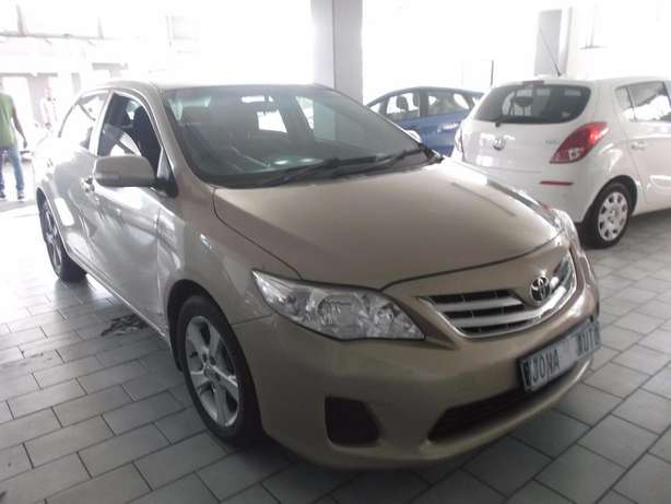 Pre Owned 2011 Toyota Corolla pro 1.6 Johannesburg - image 2
