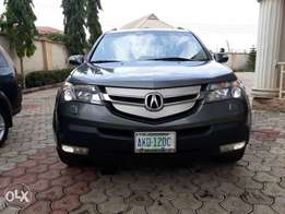 Few months used 2010 Acura mdx