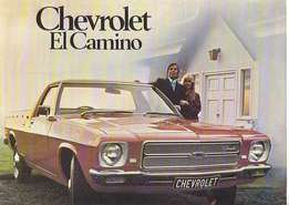 Chev El Camino wanted