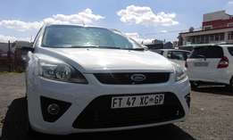 Ford Focus 1.8 Colour White Model 2011 5 Door Factory A/C & MP3 Player