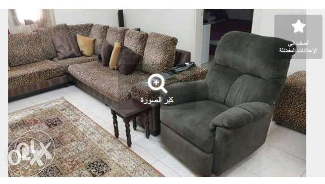 House furniture in very good condition for sale