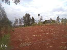 Prime Plots for sale at Makuyu past Ciumbu town:60 by120ft.Ready title