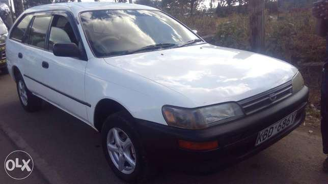 Toyota corolla dx 104 for quick sale Air Base - image 5