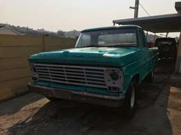 1968 Ford F100 for sale or swap