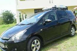 Car for sell : Toyota Wish