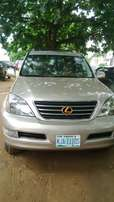 Reg 2005 Lexus Gx470 full options