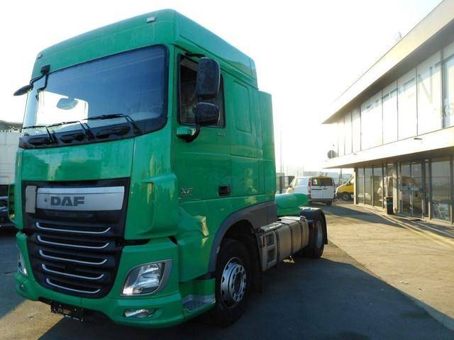 DAF XF 460 FT SPACE CAB - 2014