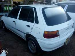 Extremely clean starlet efi 250k