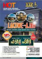 Cheap VIP Land in Lakowe Ajah for sale with C of O