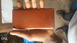 Infinix hot not with slight crack