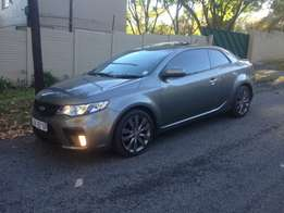 CLEAN 2013 Kia Cerato 2.0 Litre KOUP MULTITRONIC With Sun Roof.