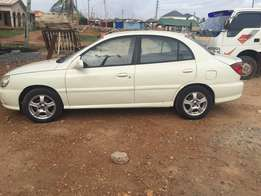 Woman used Car nice alloy RIMS