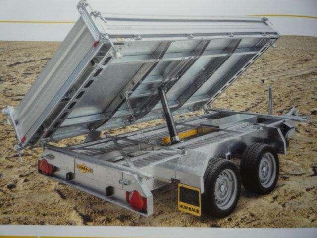 Humbaur Dreiseitenkipper Htk3500.31, 3500kg