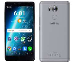 "INFINIX Zero 4 (X555) - 5.5"" - 32GB - 3GB RAM - 16MP Camera - 4G LTE"