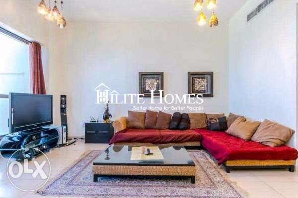 3 bedroom semi furnished luxury apartment in Salmiya السالمية -  3