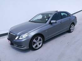 2012 Mercedes-Benz E 200 CGI BE - 86 000KM