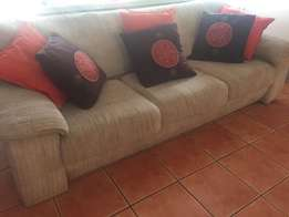 3 piece sofa for sale in Houghton