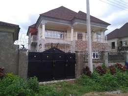 Brand New Aesthetically finished 4 Bedroom Duplex + BQ at Galadimawa