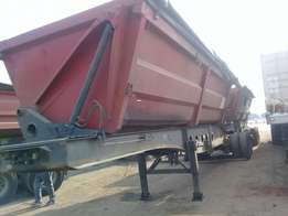 Trailer for sale. Superlink side tipper