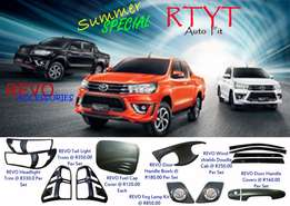 Toyota Revo Bakkie Accessories