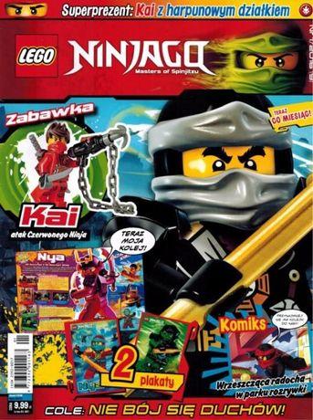 Zestaw Gazetek Lego Ninjago Star Wars Chima Plakaty Zadania Rebusy