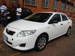 2010 Toyota Corolla 1.3 Available for Sale