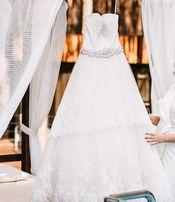 48 Розміра Б У - Весільні сукні - OLX.ua 572c505cad6e2