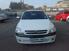 opel corsa gsi 1.8 2006 model ,white colour