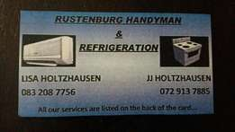 For all your Aircon and Fridge installations, repairs and services
