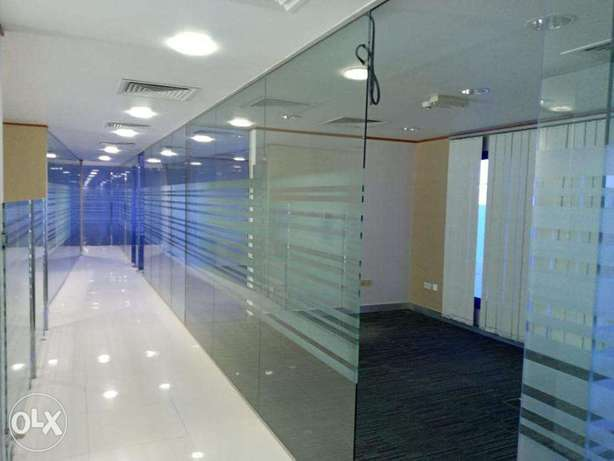 For rent fully fit-out offices at Al Qurum