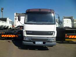 DAF FA LF55.250 E16 WITH BODY for sale