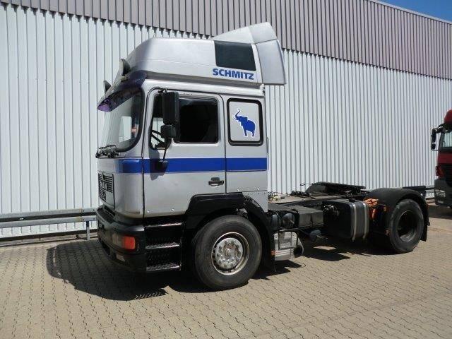 MAN F2000 19.403 FLS 4x2 Standheizung/Klima/Tempomat - 1995