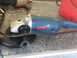 Angle grinder plus drill machine