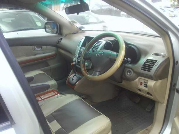 Toyota harrier 4wd 2005 model Lavington - image 5