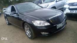 Mercedes S class on quick sale