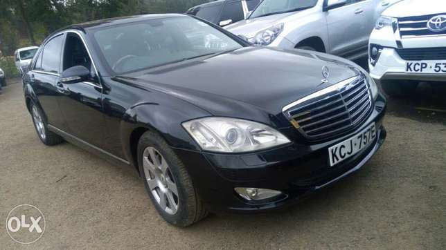 Mercedes S class on quick sale Ridgeways - image 1