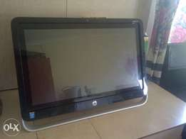 22inch Hp touch screen for sale/swap for bike