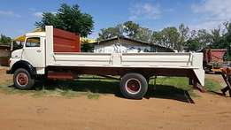 1987 mercedes benz bullnose 1113 for sale