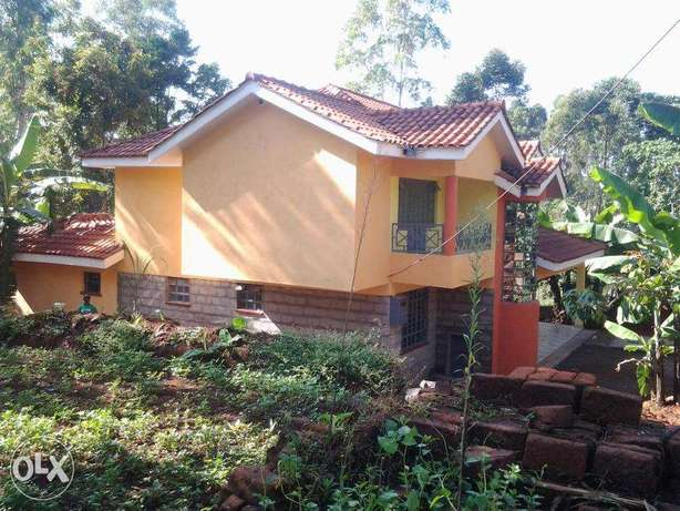 Fabulous Four Bedroom House to rent IN KAKAMEGA TOWN AT 50,000/- Pm Westlands - image 2