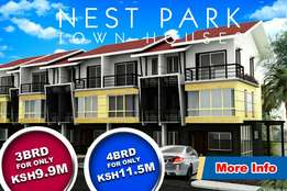 Prime town house in nyeri